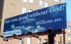 Good without God?