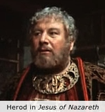 But Herod's Time Ended!