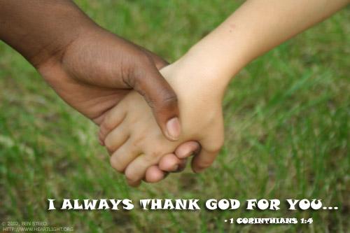 1 Corinthians 1:4-5 (41 kb)