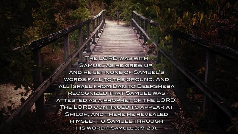 1 Samuel 3:19-20 (192 kb)