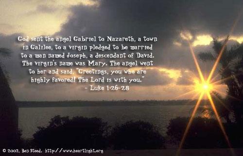 Luke 1:26-28 (33 kb)