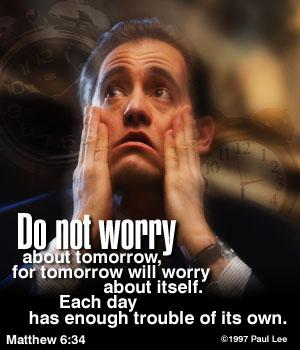 Matthew 6:34 (31 kb)