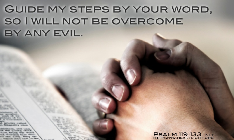 Psalm 119:133  (114 kb)