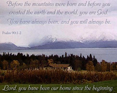 Psalm 90:1-2 (37 kb)