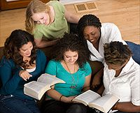 Small Group Bible Study Suggestions