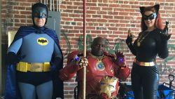 Aging Superheroes?