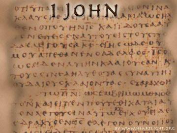 PowerPoint Background: 1 John