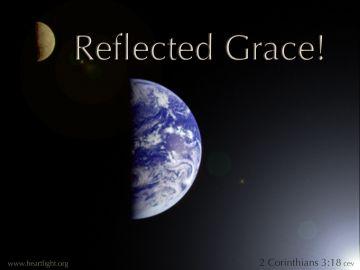PowerPoint Background: 2 Corinthians 3:18 Title