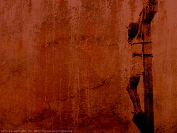 PowerPoint Background: Colossians 1:22 Background 3 (Dark)