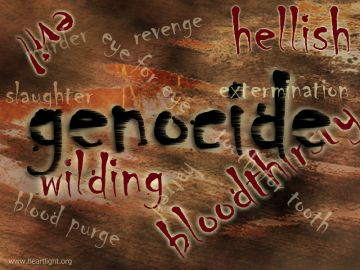 PowerPoint Background: Genesis 6:5-6 Plain