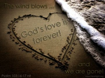 PowerPoint Background: Psalm 103:16-17 Title