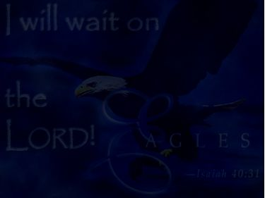 PowerPoint Background: Isaiah 40:31 - I Will Wait