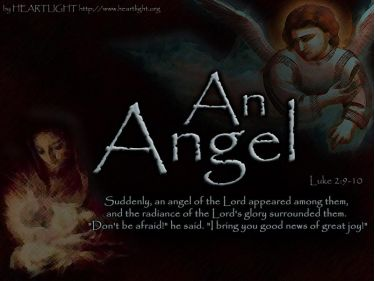 PowerPoint Background: Luke 2:9-10