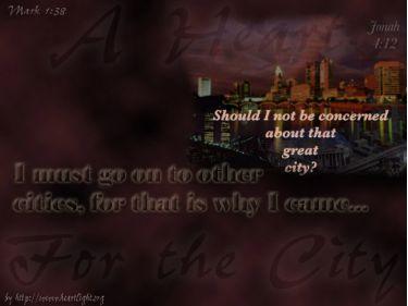 PowerPoint Background: Mark 1:38