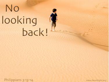 PowerPoint Background: Philippians 3:13-14 Title