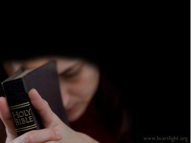 PowerPoint Background: Psalm 143:8 Plain