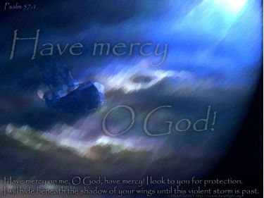 PowerPoint Background: Psalm 57:1
