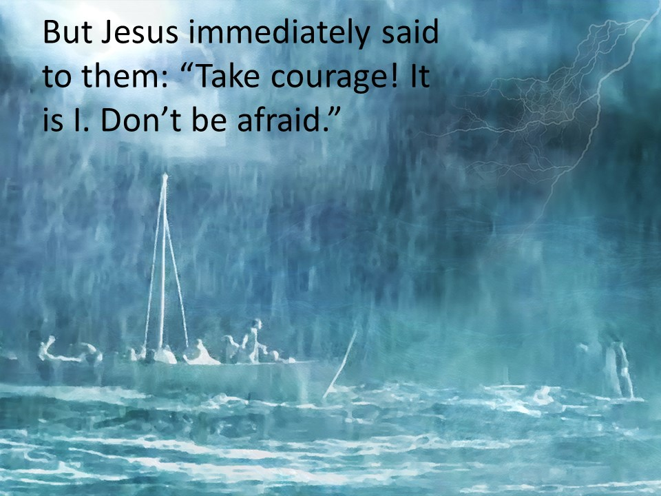 Quot Courage I Am Quit Fearing Quot Heartlight 174