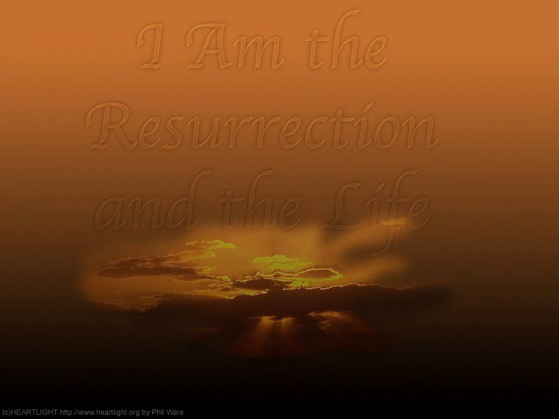 u0026quot resurrection and life u0026quot   u2014 powerpoint background of john 11