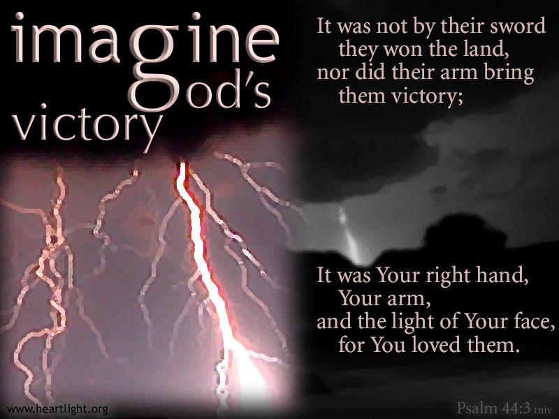 Psalm 44:3 (124 kb)