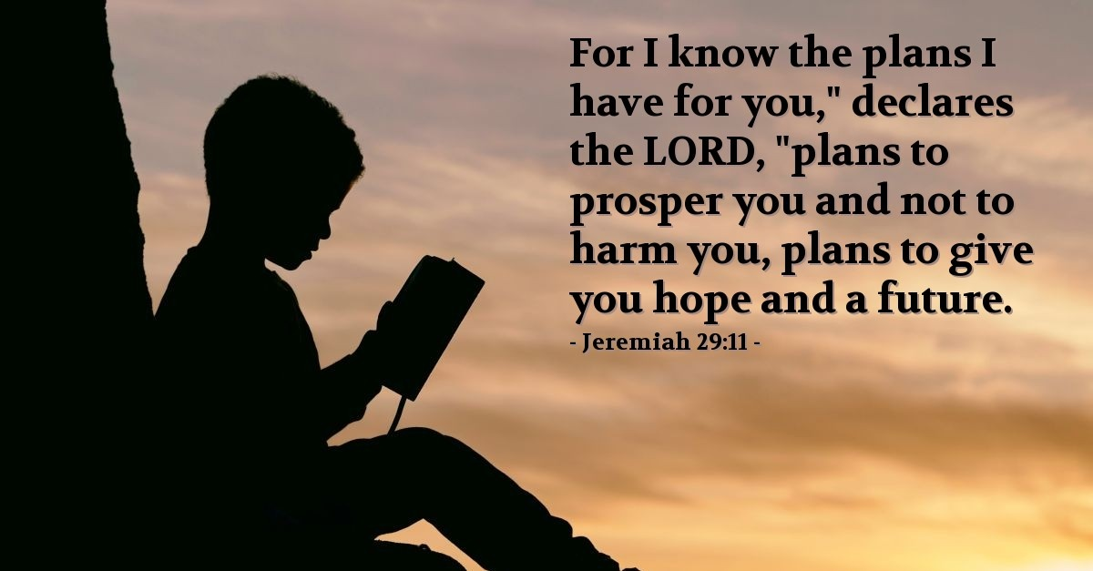 Jeremiah 29 11 verse of the day for 06 11 2013 - Jer 29 11 kjv ...
