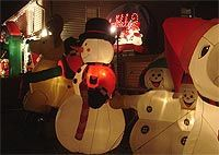 The Inflatable Christmas