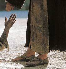 At the Feet of Jesus