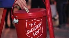 Alms and the Red Kettle