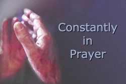 Act(s) 1: Scene 4 — Constantly in Prayer