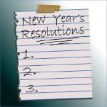 My Three-in-One New Year's Resolution