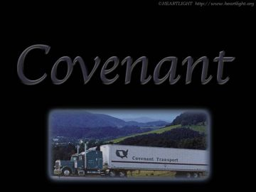 PowerPoint Background: Covenant Transport