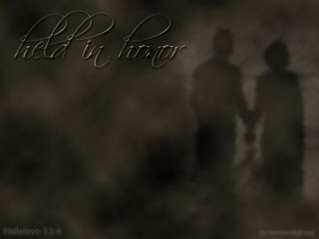 PowerPoint Background: Hebrews 13:4 Holding Hands