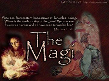 PowerPoint Background: Matthew 2:1-2 - Light