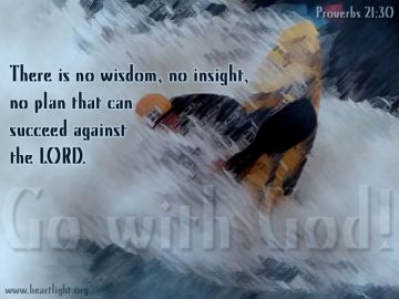 PowerPoint Background: Proverbs 21:30 Text