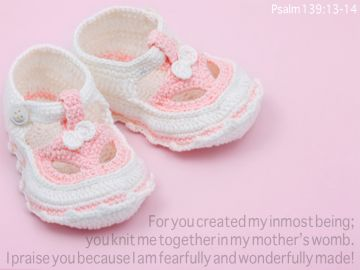 PowerPoint Background: Psalm 139:13-14 Text