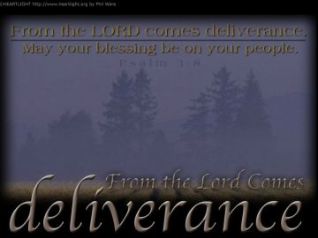 PowerPoint Background: Psalm 3:8