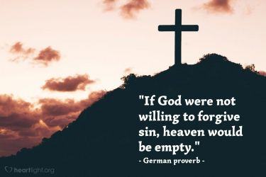 Illustration of the Bible Verse Quote by German proverb