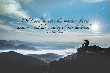 Illustration of the Bible Verse Quote by R. Marklund