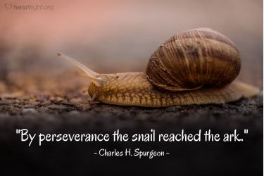 Illustration of the Bible Verse Quote by Charles H. Spurgeon
