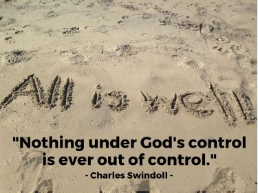 Illustration of the Bible Verse Quote by Charles Swindoll