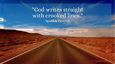 Illustration of the Bible Verse Quote by Spanish Proverb
