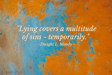 Illustration of the Bible Verse Quote by Dwight L. Moody