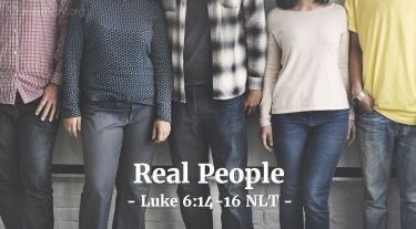 Illustration of the Bible Verse Luke 6:14-16 NLT