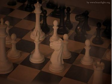 PowerPoint Background: Chessboard