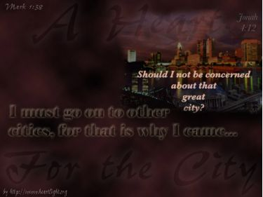 PowerPoint Background: Mark 1:38