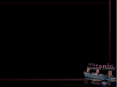 PowerPoint Background: Titanic