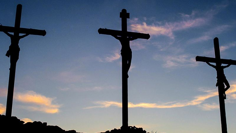 I Will Cling To The Old Rugged Cross