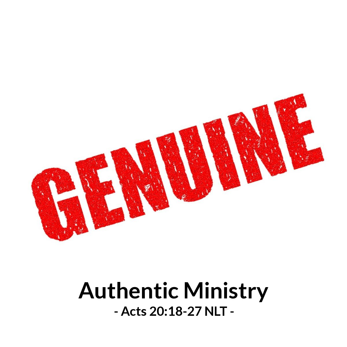 """Illustration of Acts 20:18-27 NLT — When [the elders of the Ephesian church] arrived [Paul] declared, """"You know that from the day I set foot in the province of Asia until now I have done the Lord's work humbly and with many tears. I have endured the trials that came to me from the plots of the Jews. I never shrank back from telling you what you needed to hear, either publicly or in your homes. I have had one message for Jews and Greeks alike — the necessity of repenting from sin and turning to God, and of having faith in our Lord Jesus.  """"And now I am bound by the Spirit to go to Jerusalem. I don't know what awaits me, except that the Holy Spirit tells me in city after city that jail and suffering lie ahead. But my life is worth nothing to me unless I use it for finishing the work assigned me by the Lord Jesus — the work of telling others the Good News about the wonderful grace of God.  """"And now I know that none of you to whom I have preached the Kingdom will ever see me again. I declare today that I have been faithful. If anyone suffers eternal death, it's not my fault, for I didn't shrink from declaring all that God wants you to know."""""""
