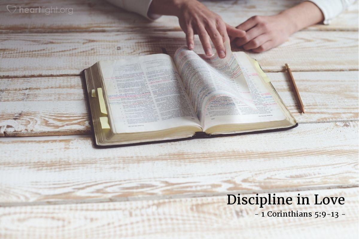 Conciliation — 1 Corinthians 6:1-11