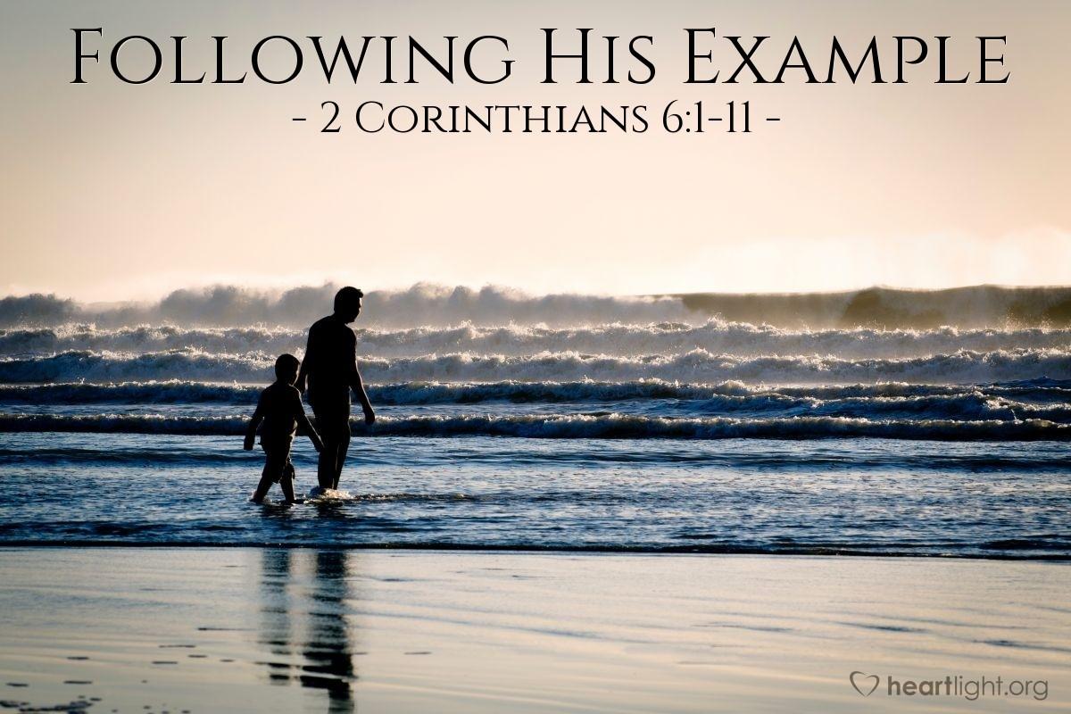 Unequal Yoking — 2 Corinthians 6:14-7:1
